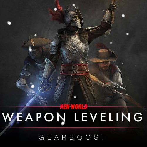 New World Weapon Leveling Boost
