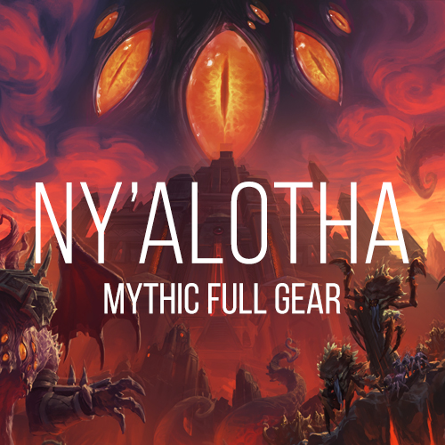 Ny'Alotha Mythic full gear