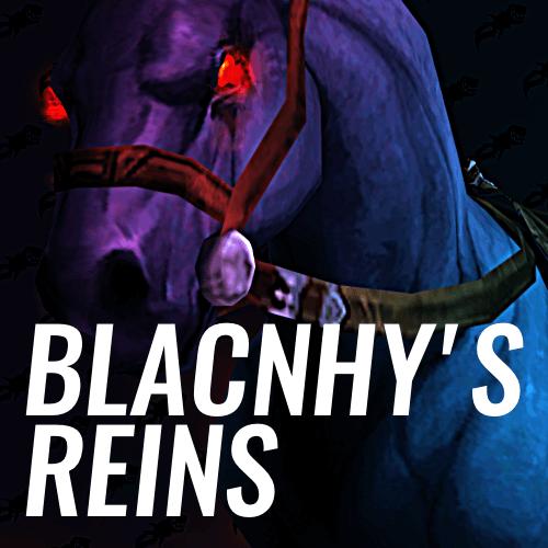 Blanchy's Reins Sinrunner Boost