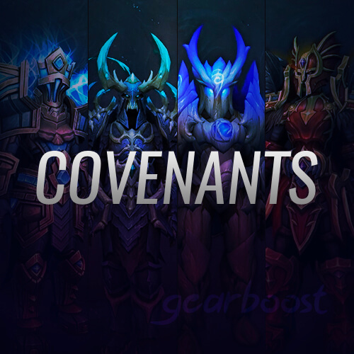 Covenant Renown Level Boost