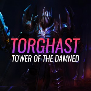 Torghast, Tower of The Damned boost