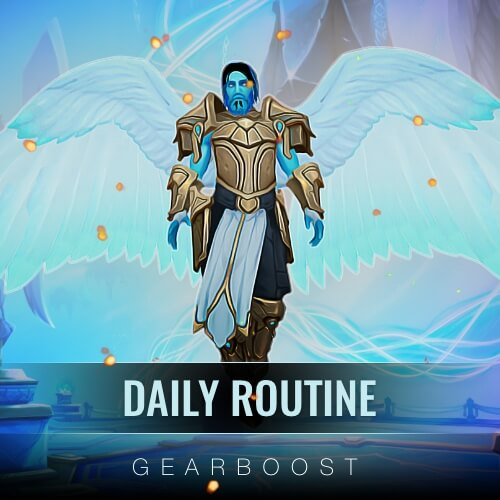 Shadowlands Daily Routine