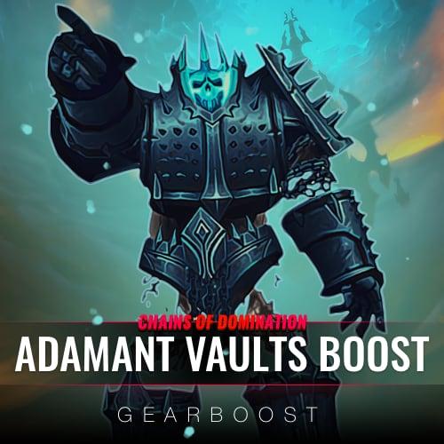 Adamant Vaults Boost