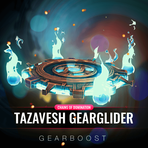 Tazavesh Gearglider