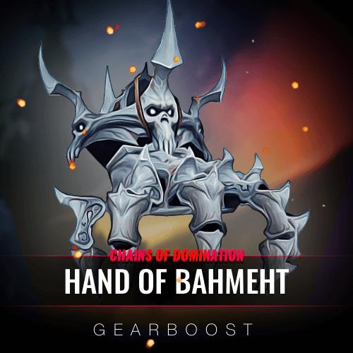 Hand of Bahmethra
