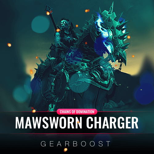 Mawsworn Charger Mount