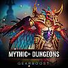 Mythic +15-21 Keystones Boost