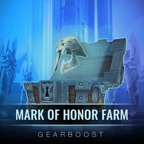 Mark of Honor Farm Boost