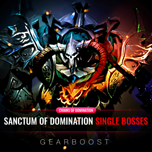 Sanctum of Domination SIngle Bosses Normal Boost