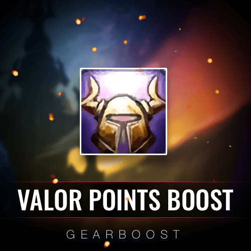 Valor Points Farm and Boost