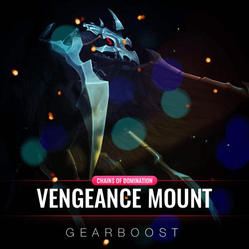 Vengeance Mount Boost
