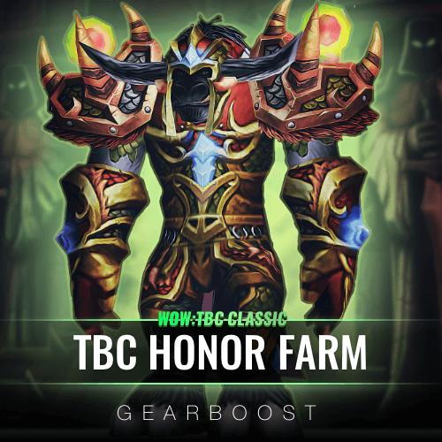 TBC Honor Farm
