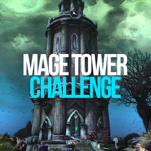 Mage tower Challenge