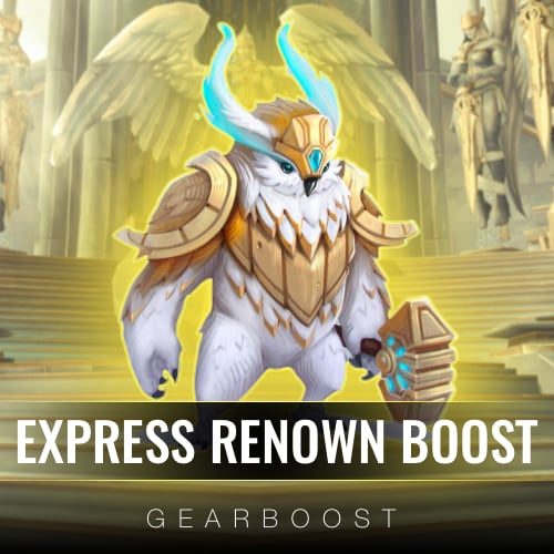 Express Covenant Renown Leveling