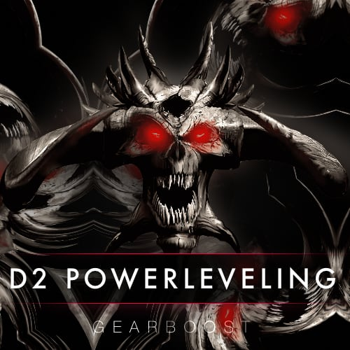 Diablo 2: Resurrected Power Leveling Boost