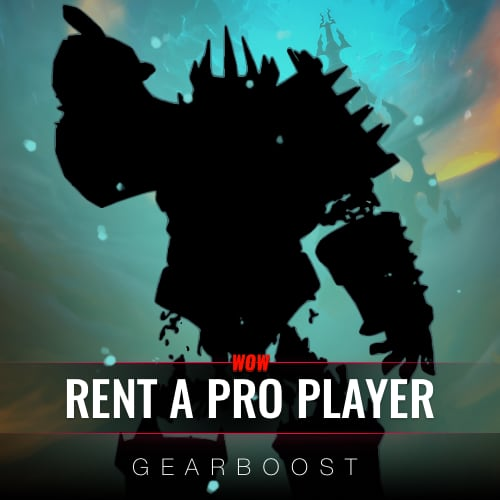 Rent a PRO Player