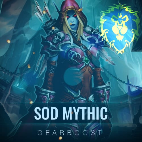 20% OFF SoD Mythic + Loot + Mount
