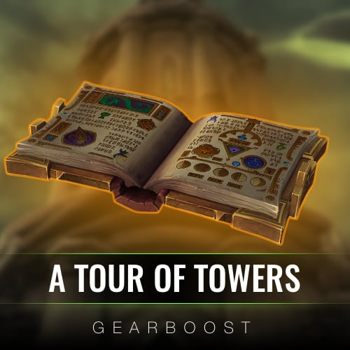 A Tour of Towers Boost